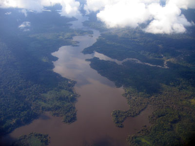 Manaus, the capital of the Amazon State, Brazil.