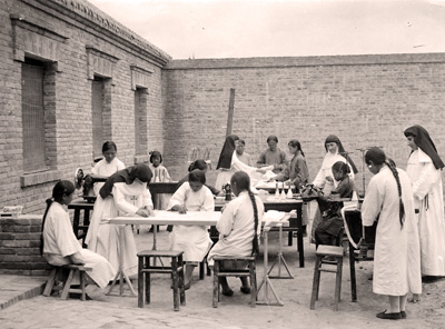 The mission became a model of management, coordinated working, and the birth of congregations and religious vocations and that of creativity to reach out to the Chinese people.