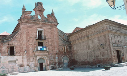 Primer convento recoleto. Talavera de la Reina, Toledo.