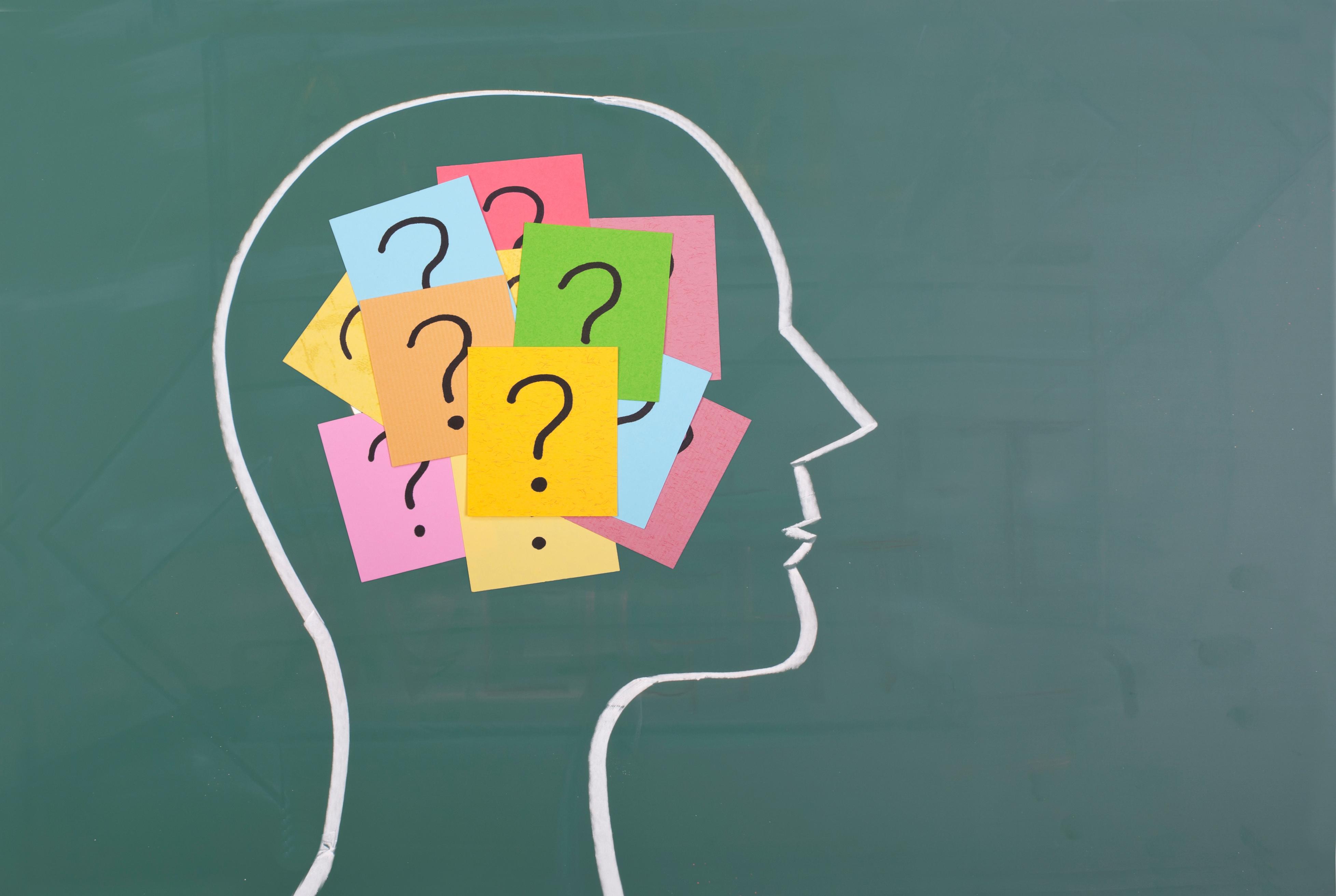 La vida es un constante devenir de preguntas, cuestionamientos, búsquedas e inquietudes. Y eso es bueno.